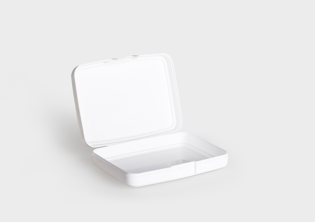 Consumer Box - the plastic box for universal application.